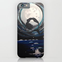 Night Jumps iPhone Case