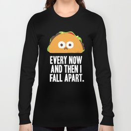 Taco Eclipse of the Heart Long Sleeve T-shirt