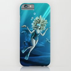 Deep Sea Feelings (Evolve) iPhone 6s Slim Case
