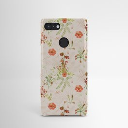 Carnivorous Floral Android Case
