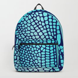 Wings of the dragon fly Backpack