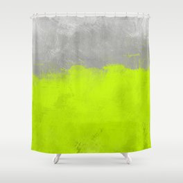 Abstract Painting #3 Shower Curtain