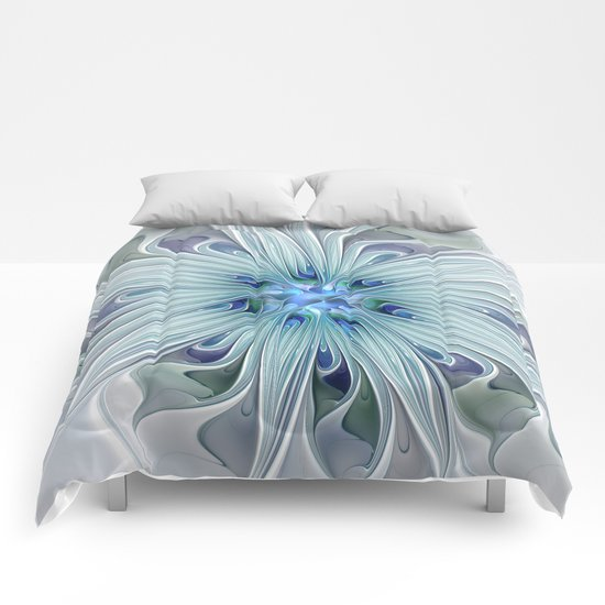 Another Floral Beauty Comforters
