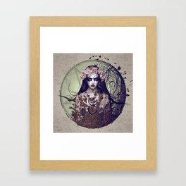 Summoning Framed Art Print