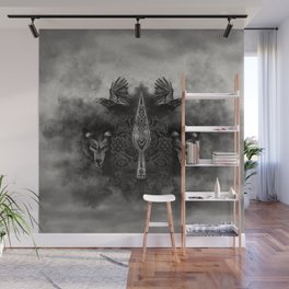 Gungnir - Spear of Odin #2 Wall Mural