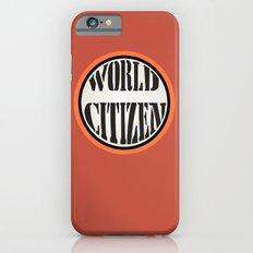 World Citizen iPhone 6s Slim Case