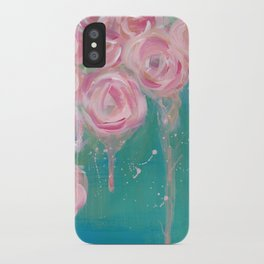 Floral - But Make it Fashion! iPhone Case
