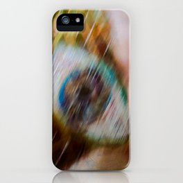 Accidental Eye iPhone Case
