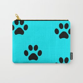 Pawprints Carry-All Pouch