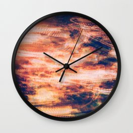 Whirl Wall Clock