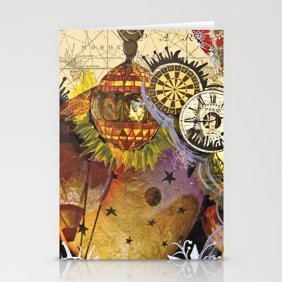 Within A Dream Stationery Cards