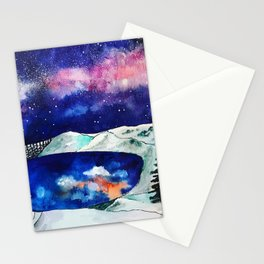 Crater lake Oregon Stationery Cards