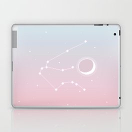 Aquarius Constellation Laptop & iPad Skin