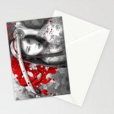 Kazane [ No Sound but the wind] Stationery Cards