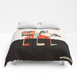 That Evil Paradise Comforters