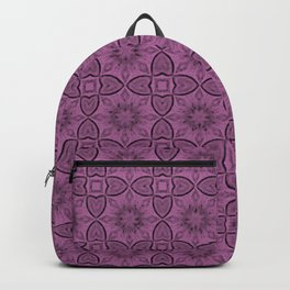 Bodacious Flowers and Hearts Backpack