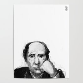 Legends - Philip Roth Poster
