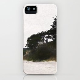 Lazing About The Beach All Day iPhone Case
