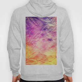Crumpled Paper Textures Colorful P 935 Hoody