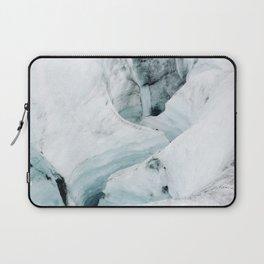 Icelandic Iceberg glacier lagoon travel Laptop Sleeve