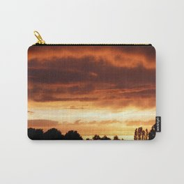 Ever-Changing Sky No1 Carry-All Pouch