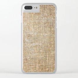 Clot Clear iPhone Case