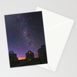 Violet Sky Stationery Cards
