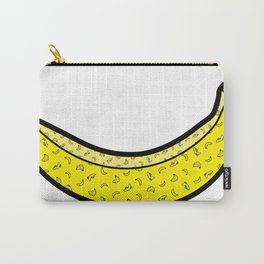 Bananas inside a banana!? Carry-All Pouch