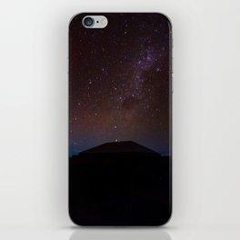Nyepi Stary Night iPhone Skin