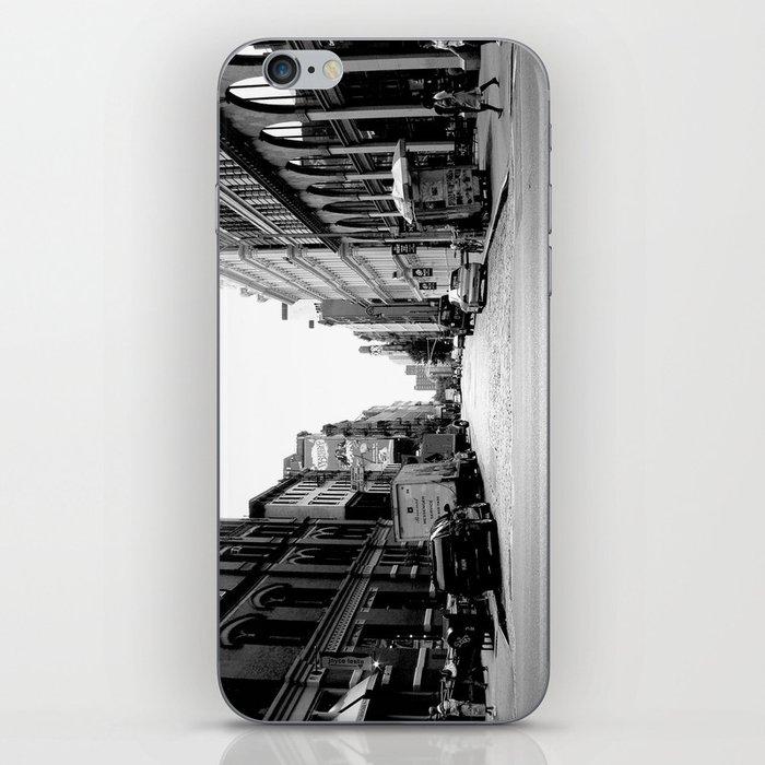 New York crosswalk iPhone Skin