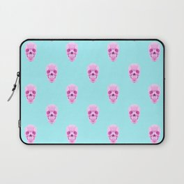 Candy Skulls Pattern Laptop Sleeve