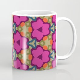 Flower-Caleidoscope Coffee Mug