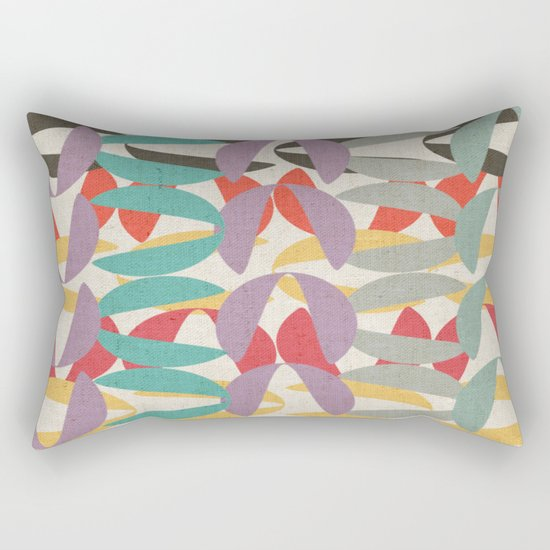 Intersections Rectangular Pillow