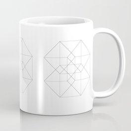Tesseract Coffee Mug