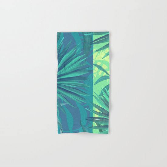 soft tropic Hand & Bath Towel