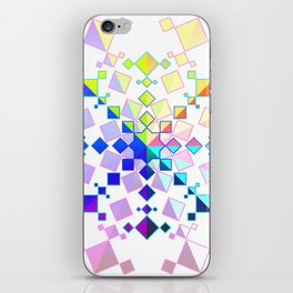 Kaleidoscopic Pride iPhone Skin