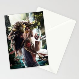 End Stationery Cards
