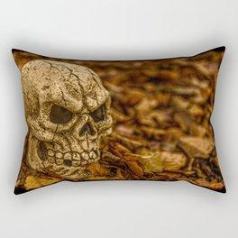 Halloween Skull 1 Rectangular Pillow