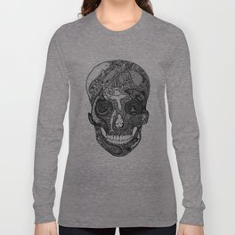 'Death of the Oceans' by Sarah King Long Sleeve T-shirt