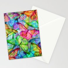 Butterfly Farm Stationery Cards