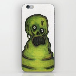 Sewer Dweller iPhone Skin