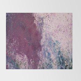 Crushed Velvet Throw Blanket