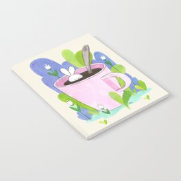 Cup o Bunny Notebook