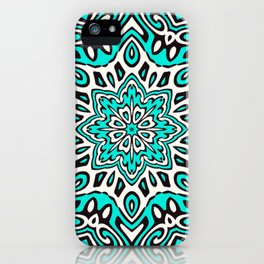 Oriental Kaleido 5 iPhone Case