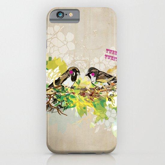 Tweet Tweet iPhone & iPod Case