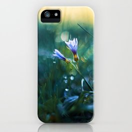 Submerge to a Voyage iPhone Case