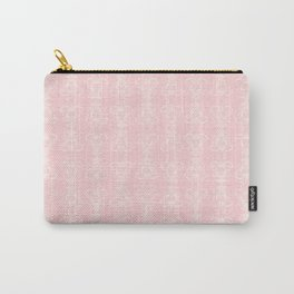 Carnivorous Damask (Ballet Slipper Pink) Carry-All Pouch