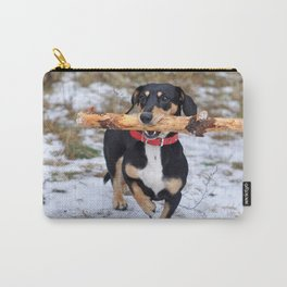 Dog Big Stick Carry-All Pouch