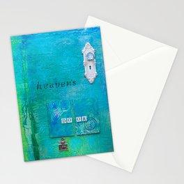 Knockin on Heavens Door Stationery Cards