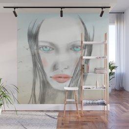 Nina floating Wall Mural